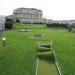le mini golf du parc