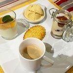 Un très bon café gourmand :-)