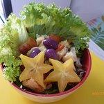 nuestras deliciosas ensaladas