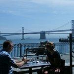 View to the Bay Bridge