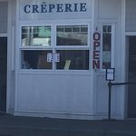 Delicious and takes just minutes to prepare. Nice people making the crepes. We had savory. Numbe