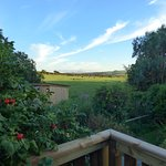 From balcony of Yr Ydlan
