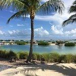 beach lagoon