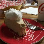 Peanut butter pie. Can you tell that I like this place? lol