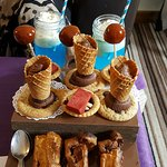 Adult's Willy Wonka afternoon tea