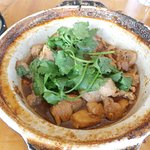 Clay pot Chicken