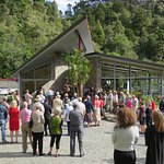 The Visitors Centre Opening Day Dec 2015
