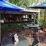 The bar at Chattaways