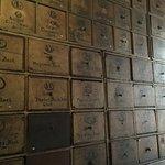 Apothecary factory storage