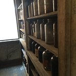 Apothecary factory storage