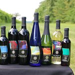 August Hill Winery wines