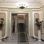 Grand entrance foyer