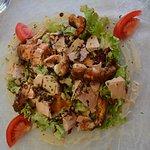 salade de crustacés