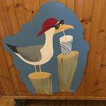 Cool seagull