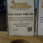 Twin Screw Pale Ale