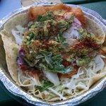 Fried Hoki Fish Taco