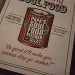 Papa's Soul Food Kitchen Foto