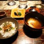 Dinner at Ryugin