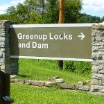 Greenup Locks and Dam PArk