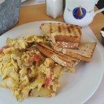 The Market Street breakfast