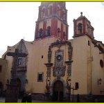 Iglesia Santo Domingo a unos metros