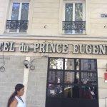 Foto de Hôtel du Prince Eugene