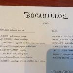 صورة فوتوغرافية لـ Bocadillos