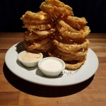 Cheddar Onion Rings