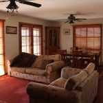 lounge, dining area