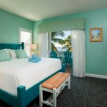 Waterfront Suite or Villa King Master Bedroom