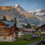 Murren is one of the most beautiful Alp villages I have ever visited - tunliweb.no