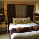 Deluxe room - very spacious and clean