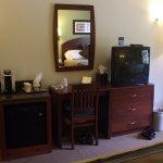 Grande Denali Lodge - inside our guestroom