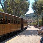 Part of the island Tour - train&tram to the Orange&Lemon Groves of Soller
