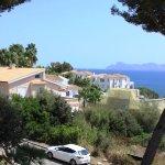 Blick auf die Bucht von Alcúdia