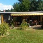 Ferienpark Schellbronn, Bungalow mit Terrasse und großem Garten