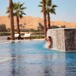 Welcome to the Hilton Luxor Resort and Spa
