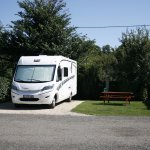 Motor home pitch