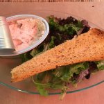 Tartine et rillettes de sardines