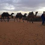 Le désert marocain avec son charme