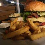 Bacon Burger: lecker