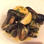 Mussels Casablanca, so amazing!