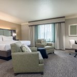 Executive king bedded guest room