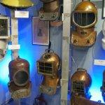 History of Diving Museum - Helmets 2