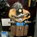 History of Diving Museum - Gear
