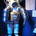 History of Diving Museum - Deep Sea Suit 1