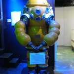 History of Diving Museum - Deep Sea Suit 2