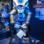History of Diving Museum - Deep Sea Suit 3