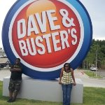 AGAIN DAVE & BUSTER'S
