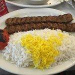 Chelo Kebab (Koobideh)